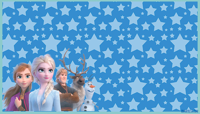 Frozen IIimages stickers