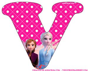 Frozen Alphabet free download