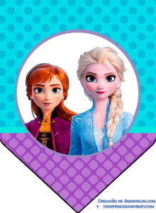 Frozen 2 Cumpleanos fiesta decoracion