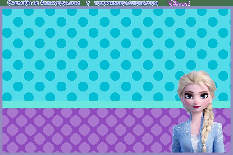 candy bar gratis Frozen 2
