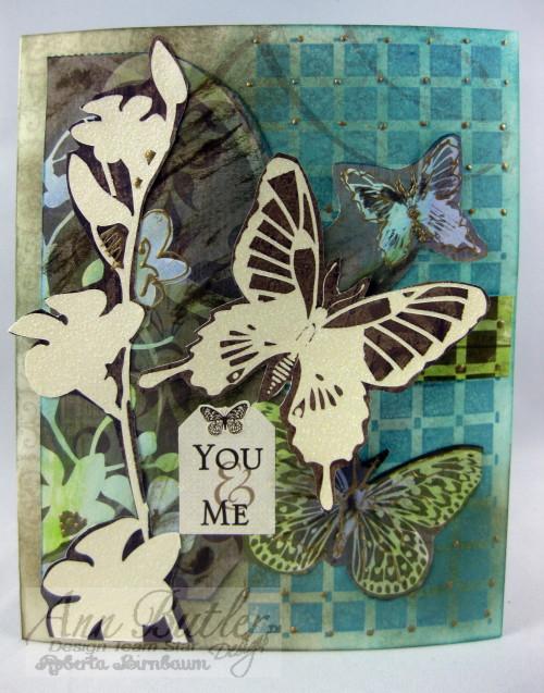 Roberta Birnbaum anniversary card