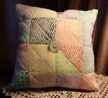 Faux Quilted with Background Basics