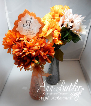 annbutlerdesigns glass vases