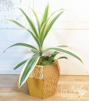 08-16 ABD FAUX QUILTED PINEAPPLE PLANTER BETH WATSON 5