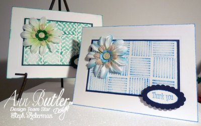 Thank You Cards Ann Butler Designs
