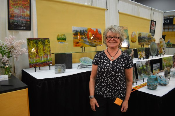 Ann Cavanaugh Fused Glass Current Events And Work