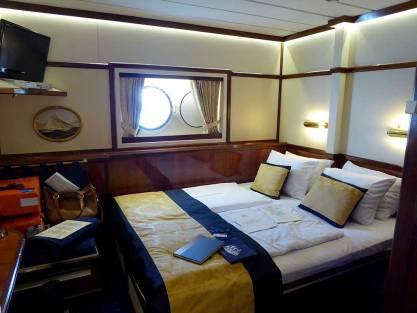 Cabin 339 on Star Flyer