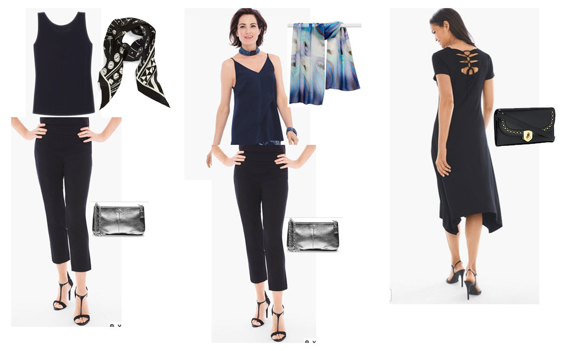 Ladies Packing For A Two Week Cruise A Capsule Wardrobe For The