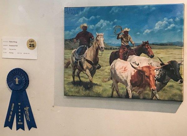 Rodeo Houston 2018 - Ann Cavitt Fisher