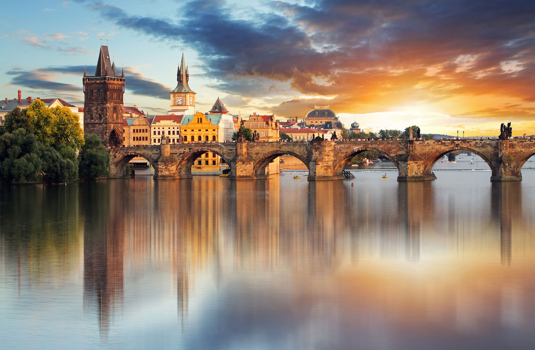 I'll Always Return to Prague