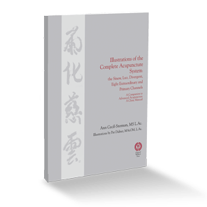 Illustrations of the Complete Acupuncture System by Ann Cecil-Sterman