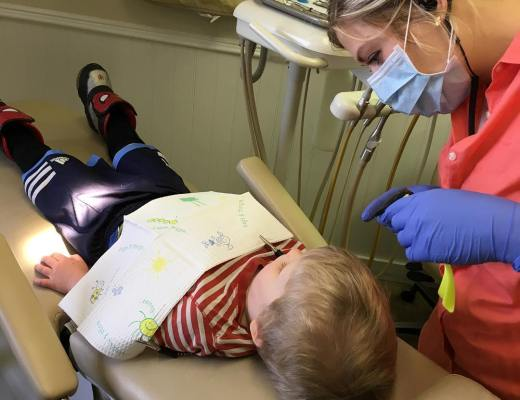 Kids Day 1 going to the dentist - Kids! Day 1: going to the dentist