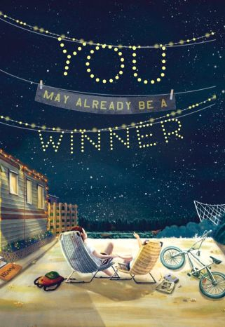 YMABAW 207x300 - You May Already Be A Winner