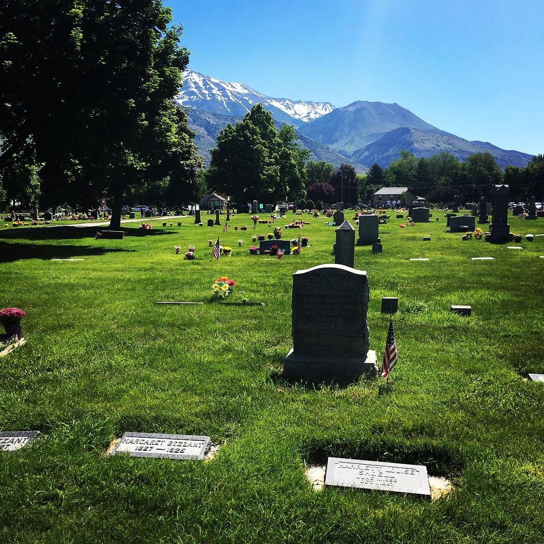 Day 125: Cemeteries