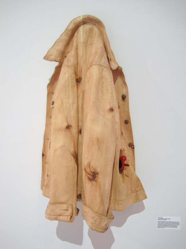 Passion Wood Modefabriek Rai Amsterdam Anne