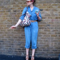Denim All Over...Redchurch Street, London