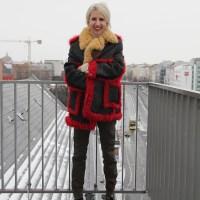 Über den Dächern Berlin's...Prenzlauer Allee, Berlin