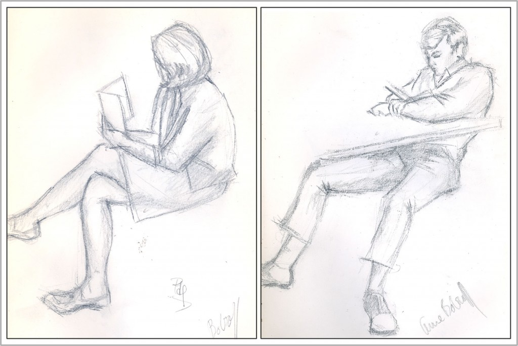 The role of drawing in art « Portrait Artist from
