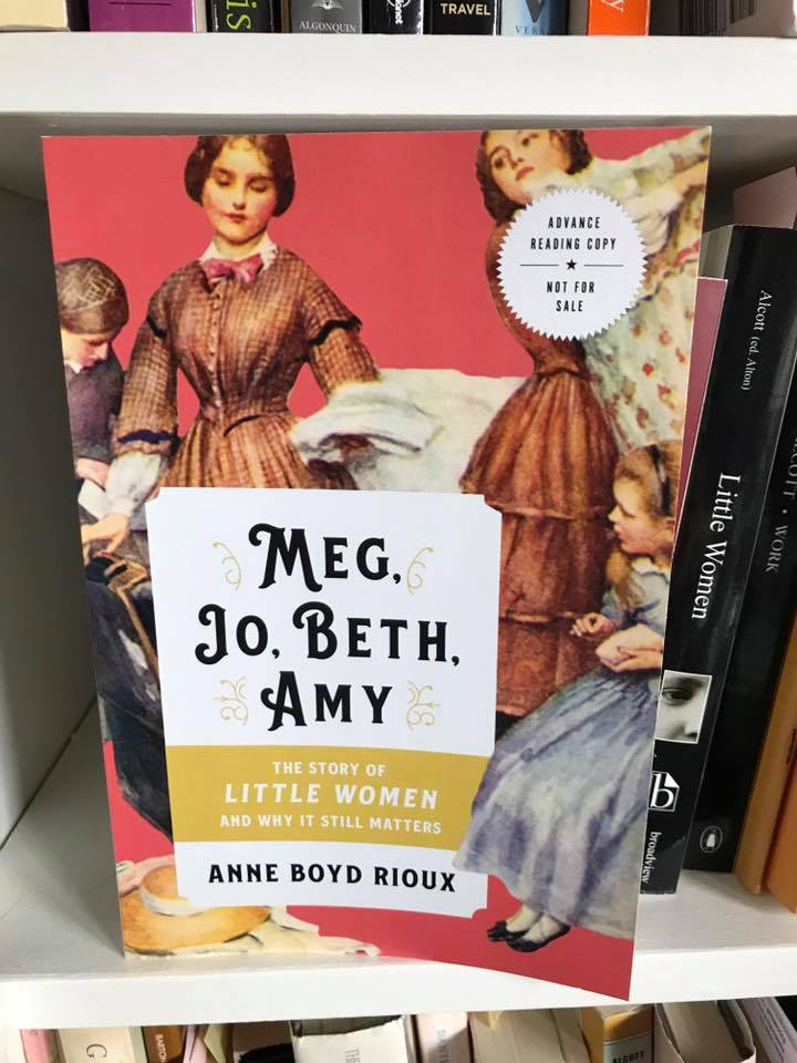 First Review of Meg, Jo, Beth, Amy and more news