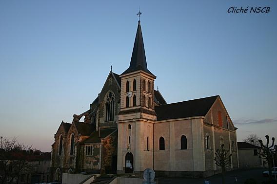église entière