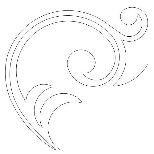 Spiked Swirl