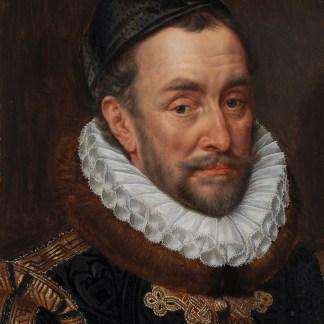 Willem van Oranje, Adriaen Thomasz canvas