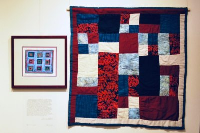 22 Overview of Patchwork and Solstice by Katie Loomis-Adams