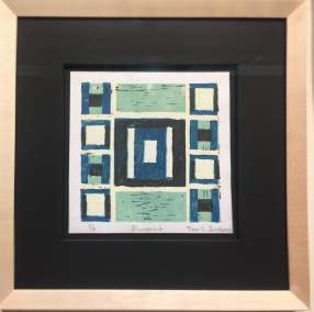 8 Blueprint by Maia Lindsay