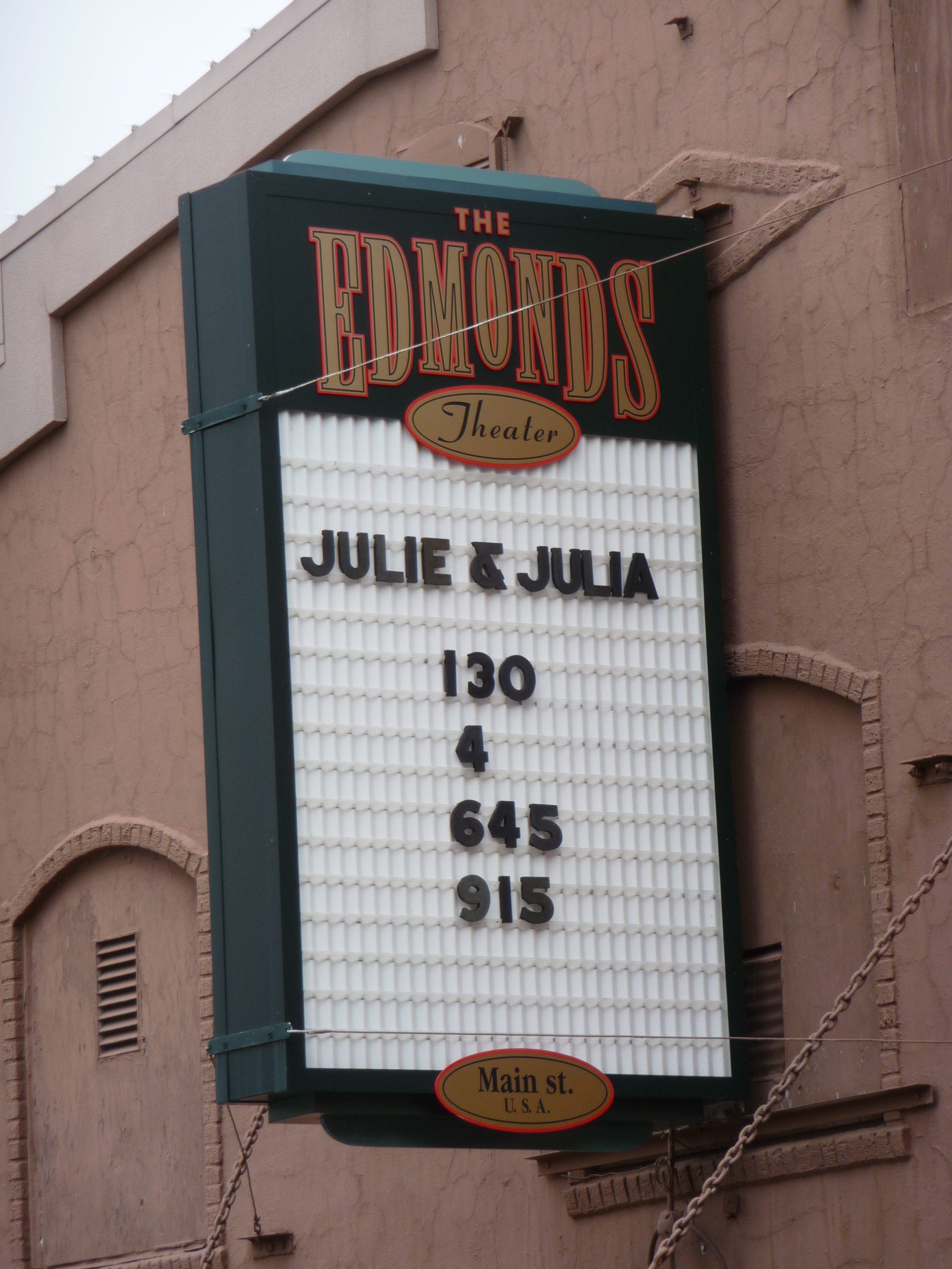Julie&Julia Marquee