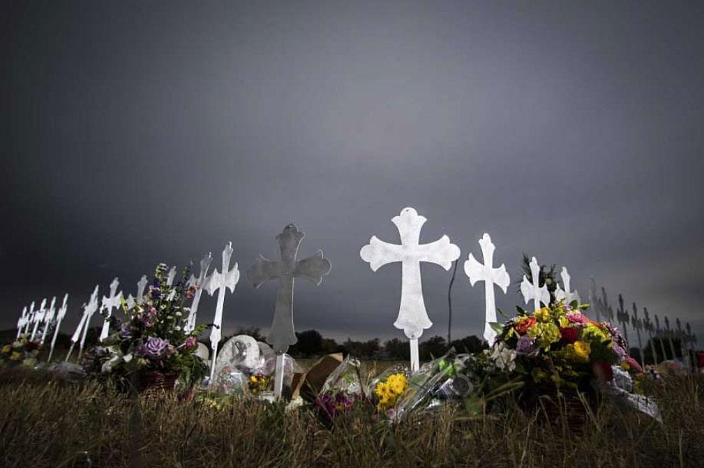 Church Shooting Again Puts Spotlight on Domestic Violence
