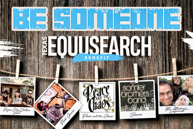 Equusearch House of Blues