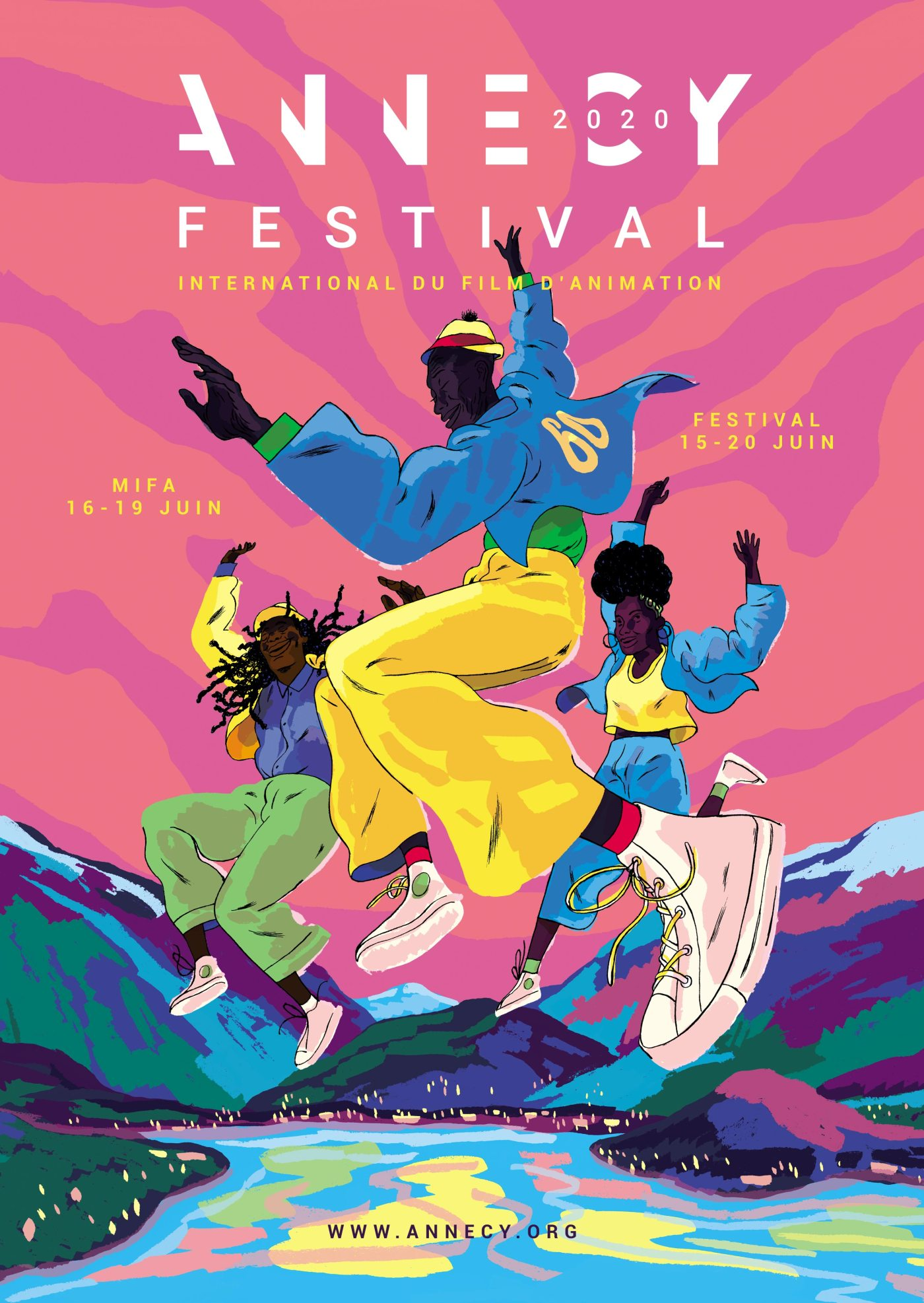 Le Festival international du film d'animation