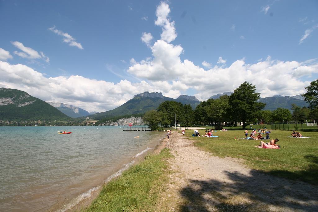 Où se baigner à Annecy