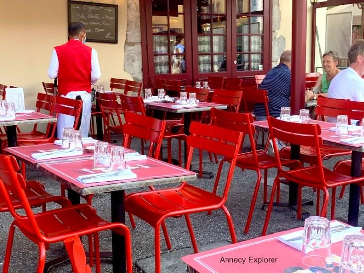 La Taverne Fischer à Annecy