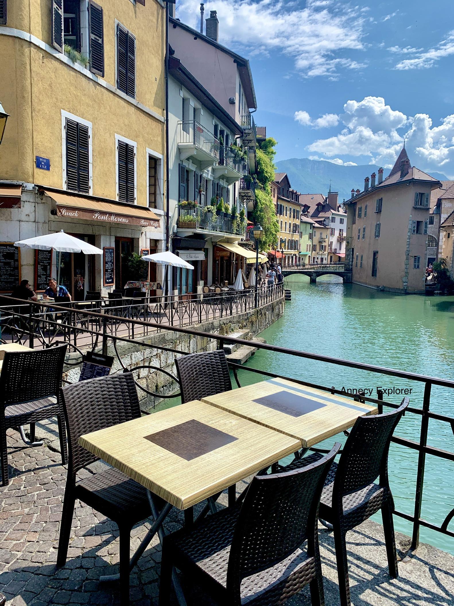Où manger à Annecy?