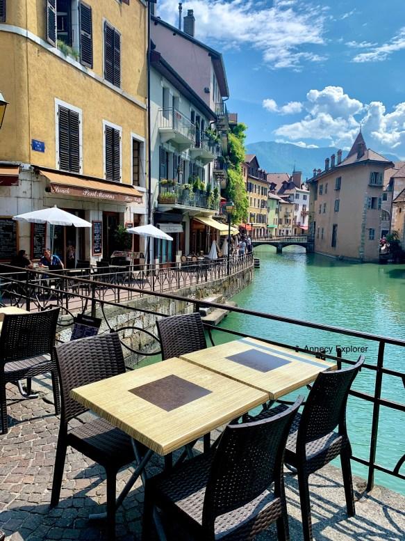 Où manger à Annecy