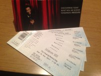 Our very own new year concert tickets