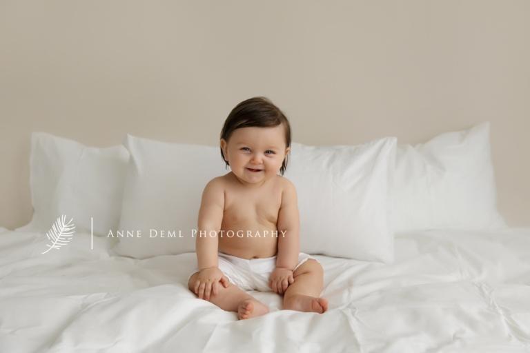 Superses Babyshooting mit Isabella  8 Monate alt