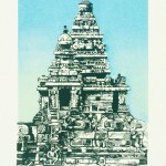 Indian Shore Temple, Mahaballipuram