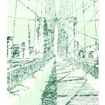 Brooklyn Bridge: Snow On Snow