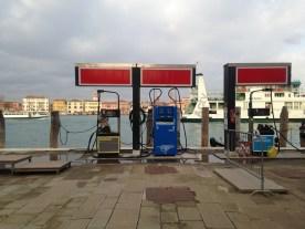 Venetian Gas Station
