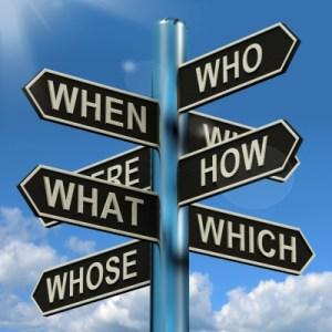signpost questions