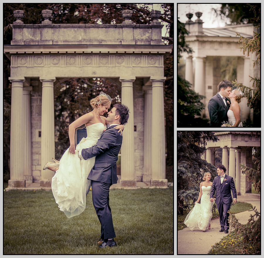 married at Cutten Fields in Guelph  Brittany  Mike