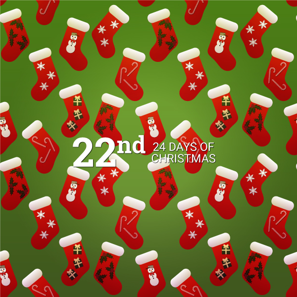 Day 22 With Free Gift Card Holder Tutorial
