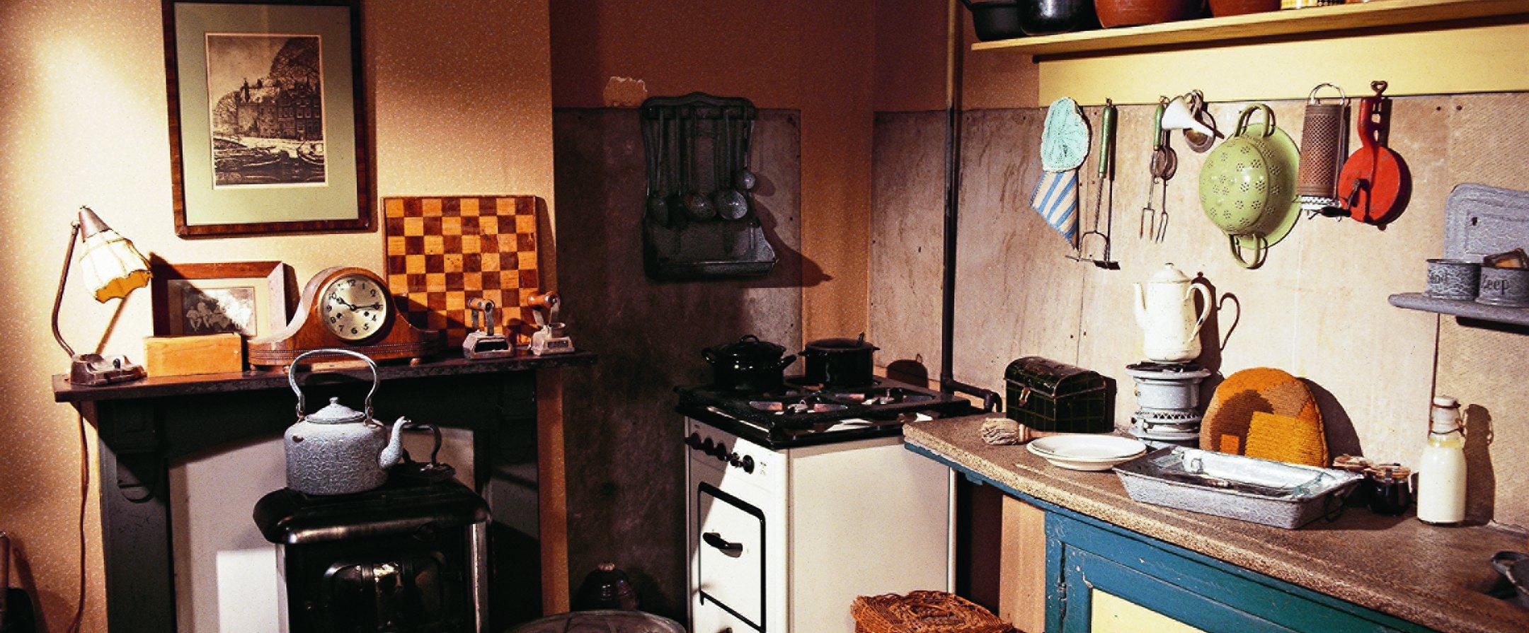 Ein Tag im Hinterhaus  Anne Frank Haus