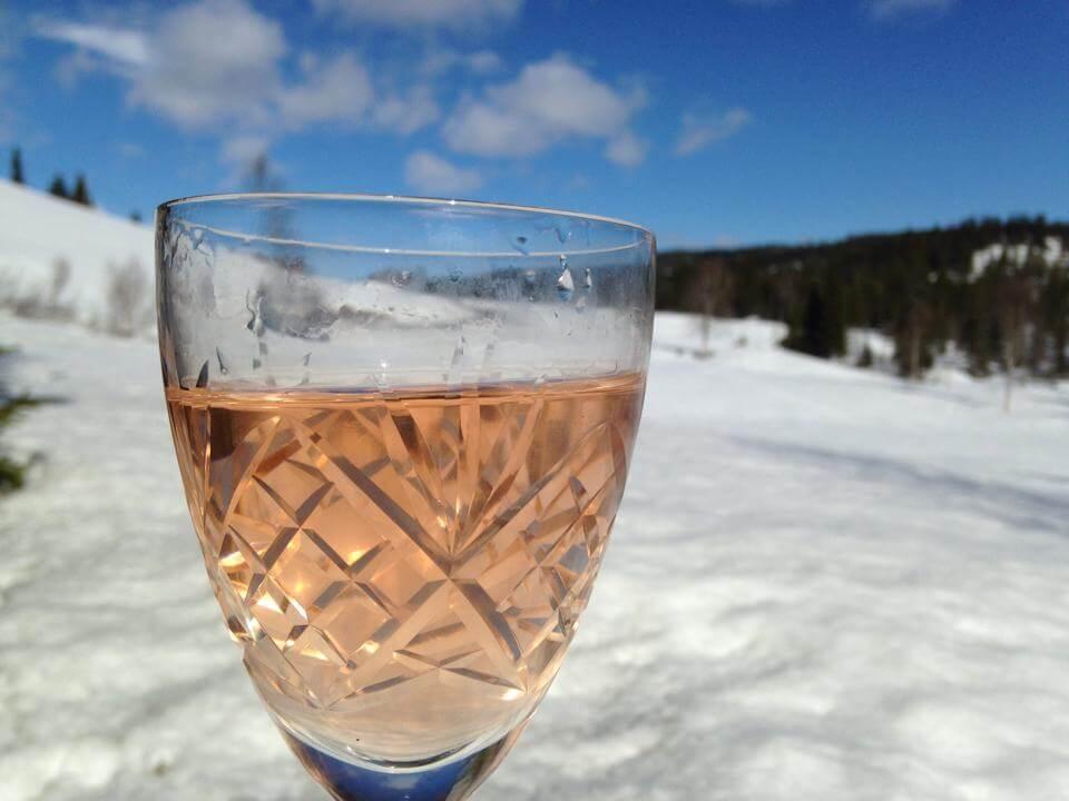 Sprudlevin - hva med bobler til påske?