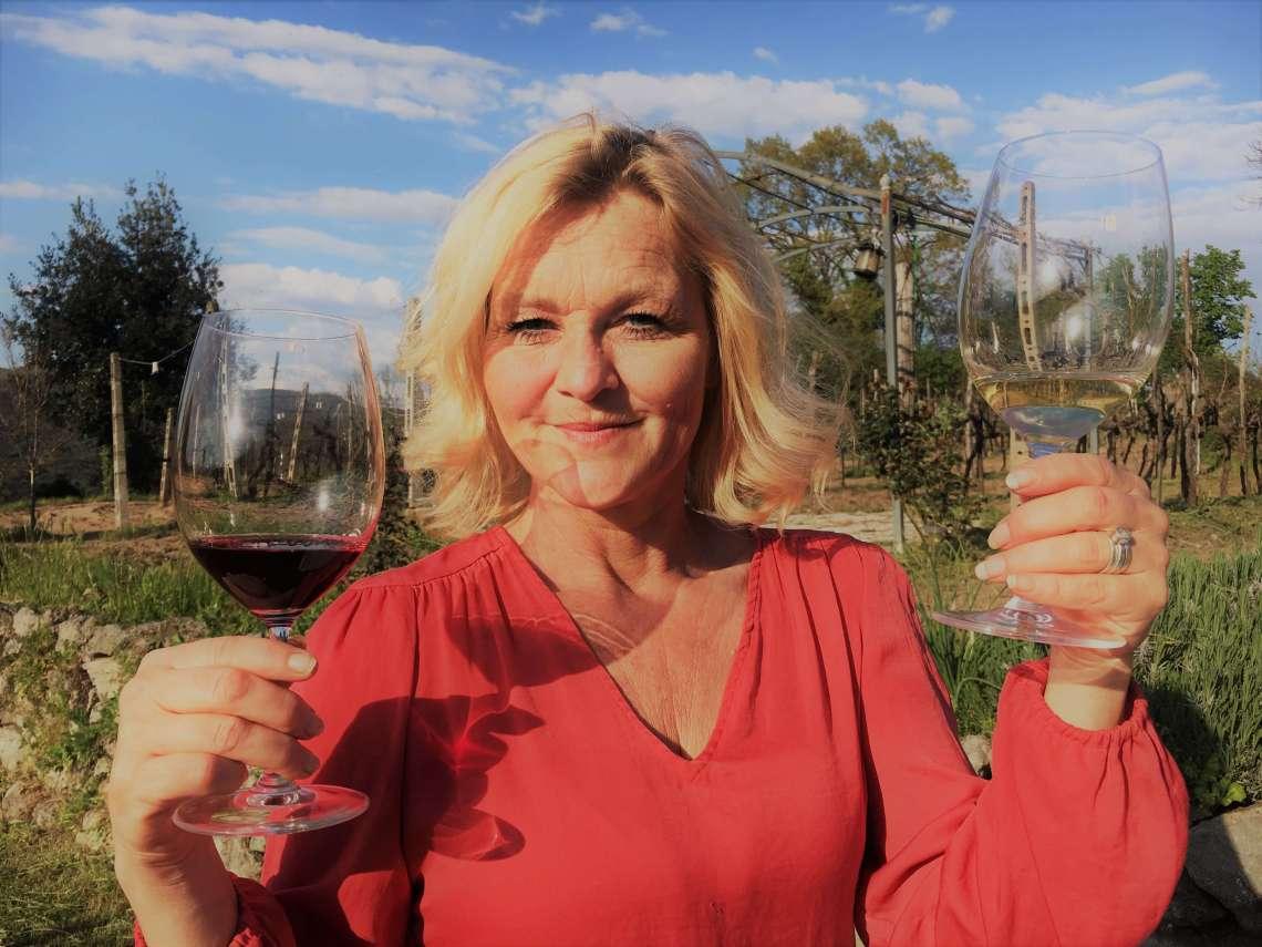 smake vin - vingård - Acquapendente, Italia