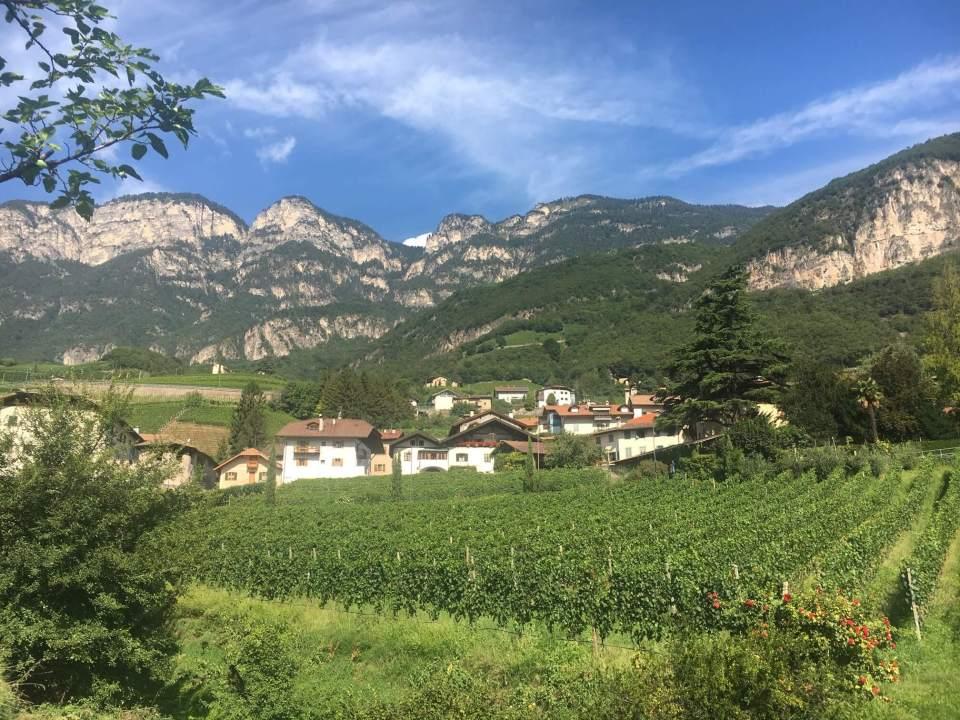 Ved foten av de italienske alpene, Dolomittene, vokser det druer som blir til musserende vin. Den er oppkalt etter en tidligere konge, laget på Champagne-metoden, og ligner lite på Italias mer berømte bobler Prosecco.Har du smakt Rotari Trento Doc?