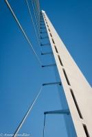 The bridge was beautifully designed.