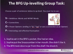 bfg task